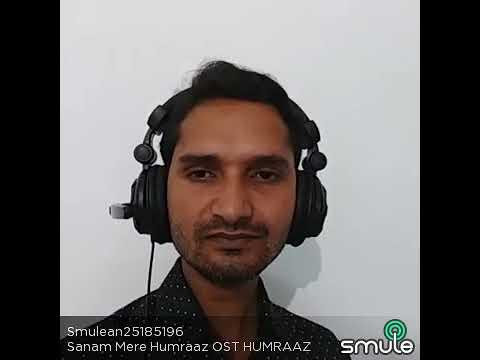 सनम मेरे हमराज़ ......sanam mere humraaz.... Kumar sanu