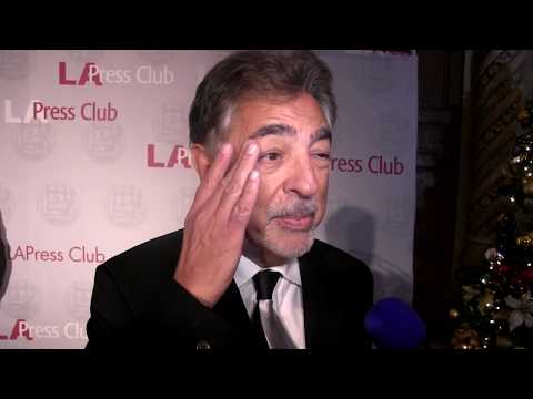 Joe Mantegna reacts to liberal critics of RoseParade GrandMarshall Gary Sinise