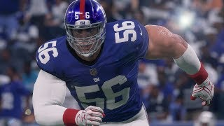 Madden 18 Career Mode   Ep.1 - A New Legend in New York