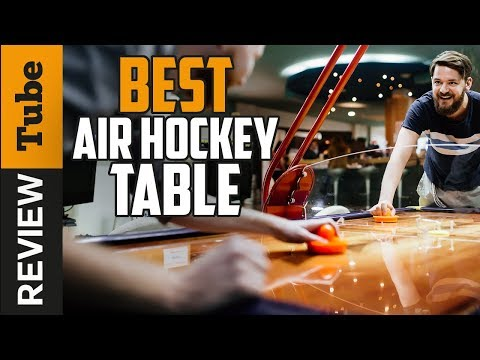 ✅Air Hockey Table: Best Air Hockey Tables 2019 (Buying Guide)