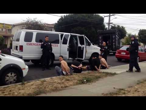 "Biggest ATF Operation in History: ""Cold Day"" Raid in South San Francisco, California; MS-13 Gang?"