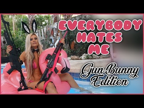 """Everybody Hates Me"" (PARODY) Gun Bunny Edition"