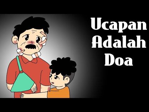 Ucapan Adalah Doa - Kartun Lucu Animasi Indonesia - Koplakdokars - Wowo Dan Teman - Teman