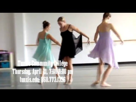 Dimensional Dance will perform at Tunxis Community College April 21