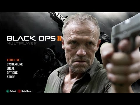 Michael Rooker Plays Black Ops 2 Soundboard Gaming