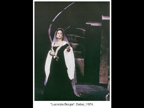 Lucrezia Borgia - Gaetano Donizetti - 1974 GENCER,CARRERAS,TROYANOS,MANUGUERRA,ZACCARIA,RESCIGNO