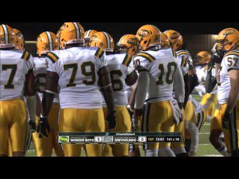 Arkansas Tech vs ENMU HOT Bowl