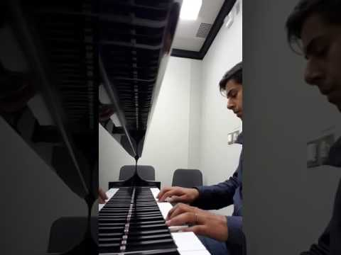 Maula ya Salli wa Sallim (Qaseedah burdah) -- Piano Cover
