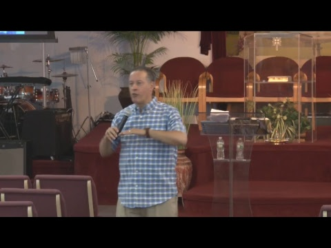 Estudio Biblico - Pastor Daniel Rodriguez