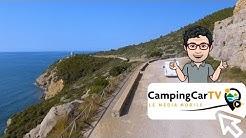 JT en Camping-Car n°31 - Peniscola et Benimar en Espagne.