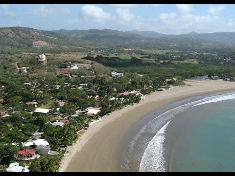 San Juan del Sur in Nicaragua' 2008 / Video 1