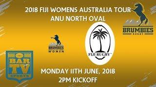 2018 Fiji Women's Australia Tour Match - Brumbies Women v Fiji Women