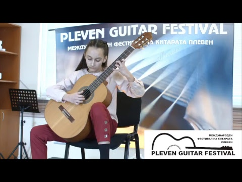 Second B Age Group - Classical guitar