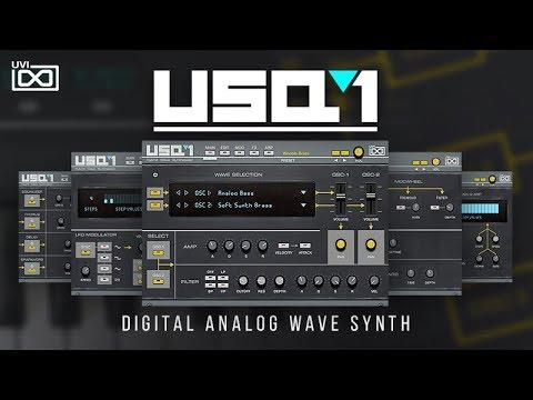 UVI USQ-1   Trailer