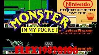 NES: Monster In My Pocket (rus) longplay [26]