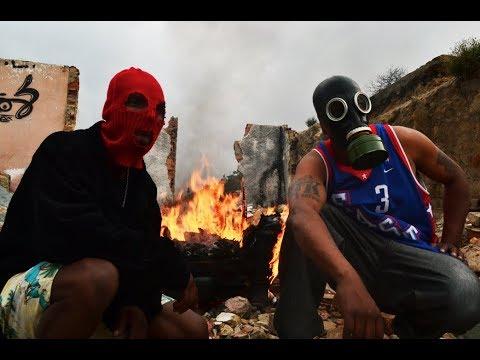 HUYE, HUYE - SHABY & FUMAZ BOLÍVAR prod ROLO REAL(VÍDEO OFICIAL)