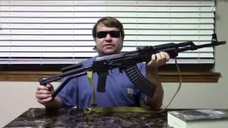 Molot VEPR 7.62x39 Side Folder FM-47-21 Review