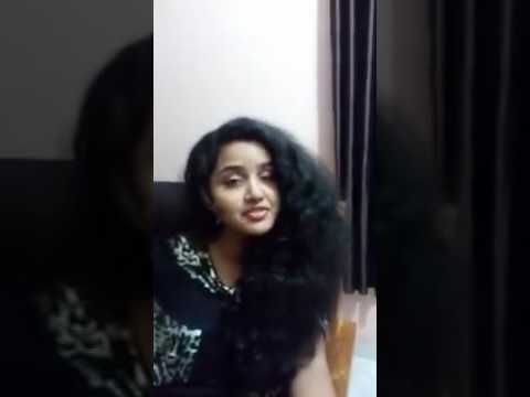 Actress Anupama hot video