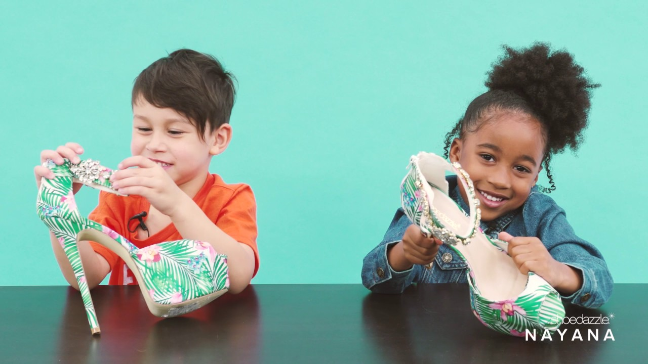 What Kids Think About Shoes
