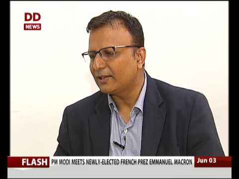 DD News speaks with Shashi Shekhar Vempati, New CEO of Prasar Bharati