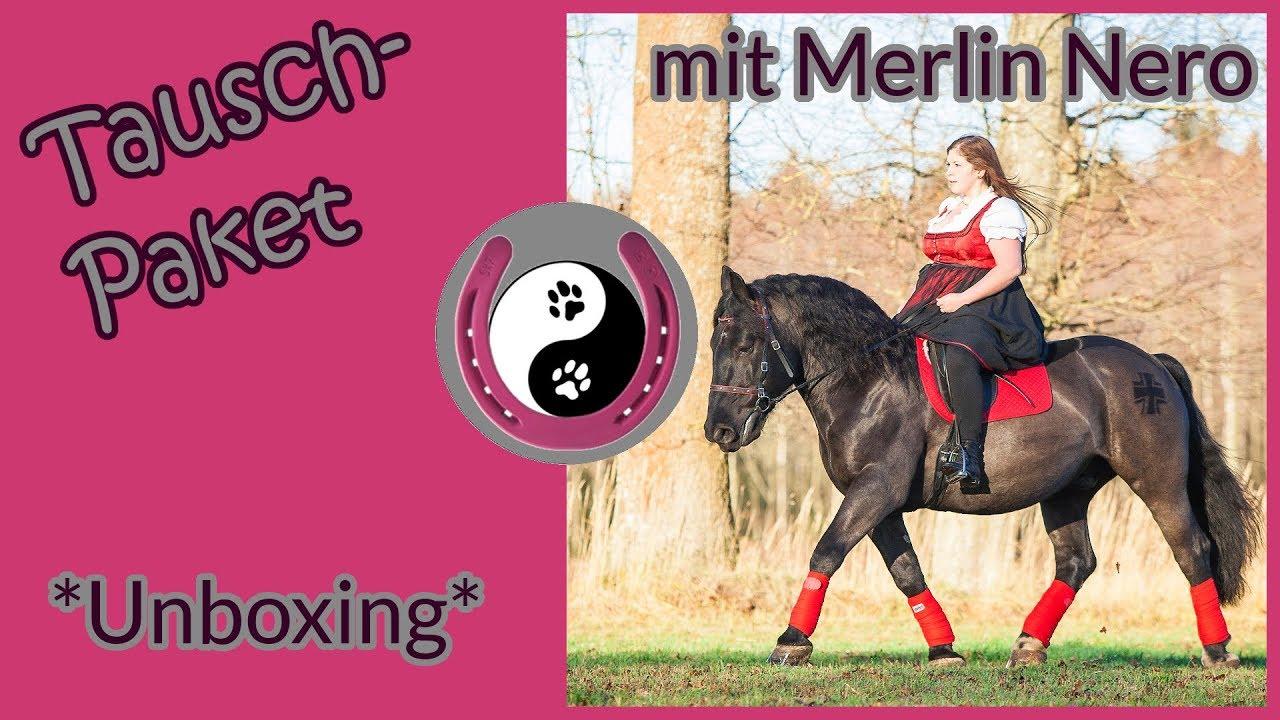 Unboxing - Tauschpaket von Katharina [MERLIN NERO] - Unboxing - Tauschpaket von Katharina [MERLIN NERO]