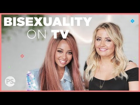 Riverdale's Vanessa Morgan on Playing a Bisexual Character | Pretty Unfiltered