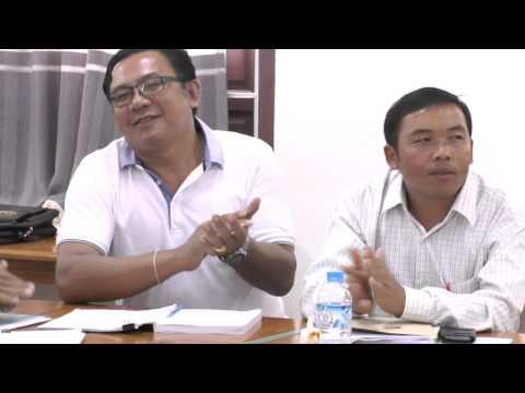 Demo teaching in Laos Math M6