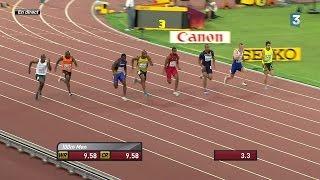 Jimmy Vicaut valide son billet pour la finale du 100m!
