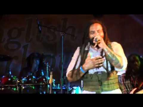 PURE VYBZ ANTIGUA Kymani Marley Live 2012