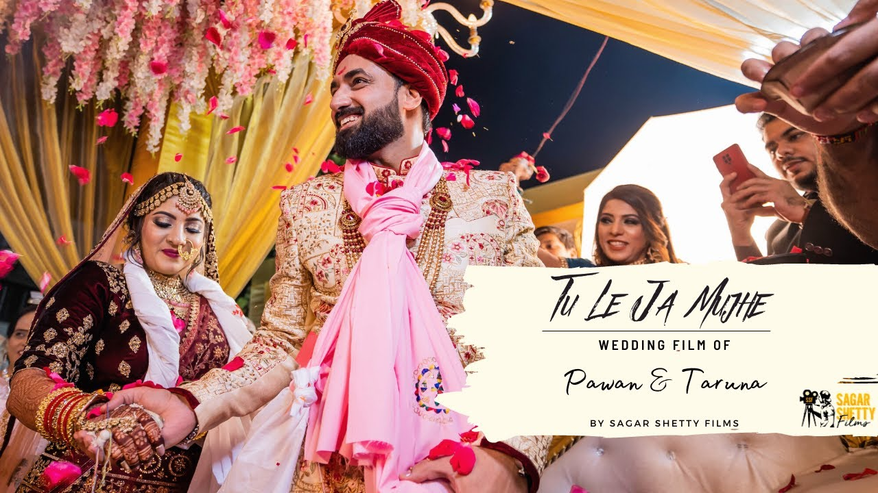 Pawan & Taruna | Indian Wedding Trailer | Sagar Shetty Films
