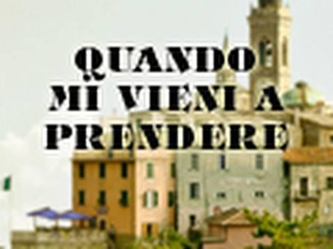 """Ligabue - """"Quando mi vieni a prendere"""" (estratto da """"Arrivederci, Mostro!"""")"""
