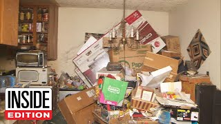 Hoarder's Home Gets Major Clean Up After Decades