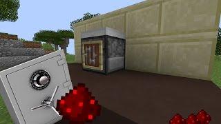 Minecraft: Hoe maak je een werkende VEILIG!!