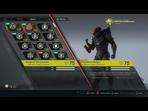 Anthem: How I Got So Many Legendary Items!
