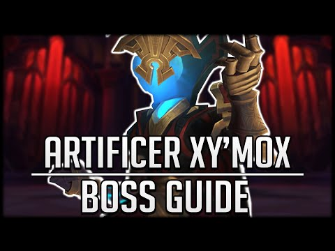 ARTIFICER XY'MOX FULL Boss Guide - Normal & Heroic Castle Nathria Raid Guide