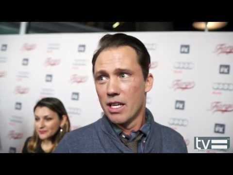 Jeffrey Donovan Interview - Fargo (FX) Season 2