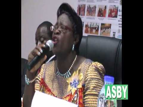 ASBY CONFERENCE DE PRESSE