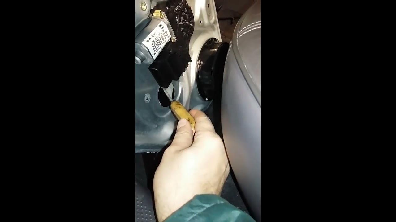 VW Türschloß Wechsel Bei Verschlossener Tür