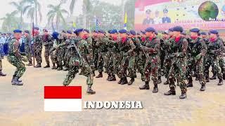 Download lagu Meremang bulu roma, Tentera malaysia dan Indonesia menyanyi