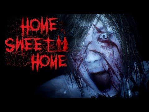 Home Sweet Home  Прохождение хоррор ужастика! Разговорный стрим