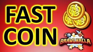 The FASTEST way to EARN COINS in Brawlhalla! • 1v1 + FFA Gameplay