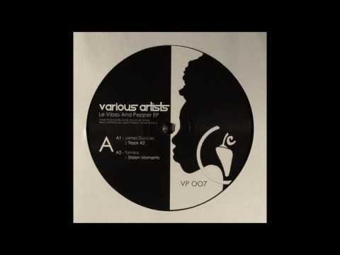 Tomska - Stolen Moments - Vibes & Pepper Records VPOO7 2013