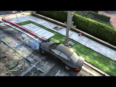 What Happens If You Kill Amanda - Grand Theft Auto 5