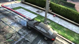 What Happens If You Kill Amanda - Grand Theft Auto 5