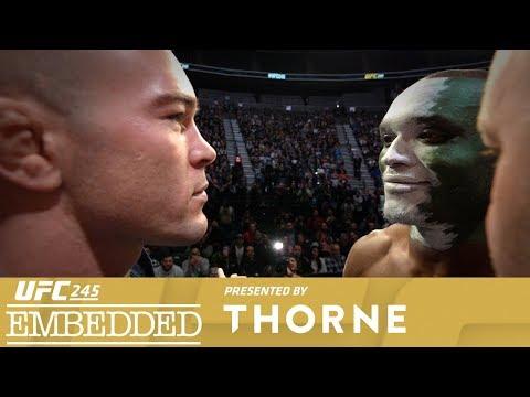 UFC 245 Embedded: Vlog Series - Episode 6