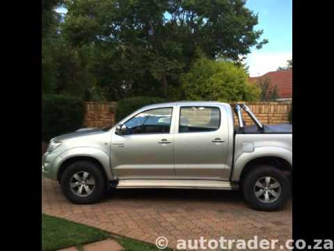 2009 Toyota Hilux 30 D4d 4x4 Diesel Auto For Sale On Auto Trader