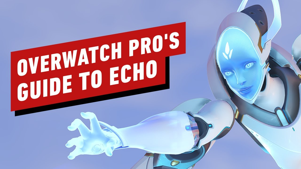 Download An Overwatch Pro's Guide to New Hero Echo