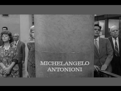 Michelangelo Antonioni Tribute: The Detached Perception