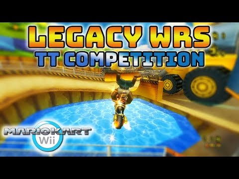 Mario Kart Wii - NMeade's Legacy WRs Time Trial Competition - Toad's Factory (2009)