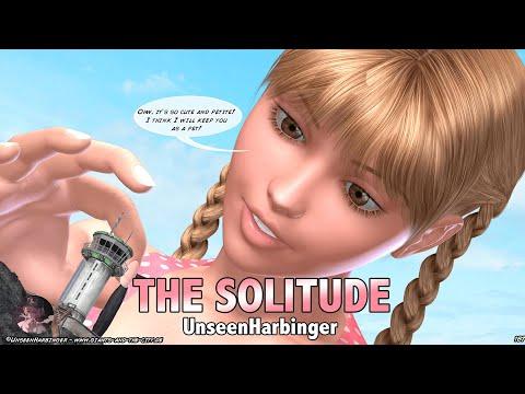 Download The Solitude - Giantess Comic   MrGiantess